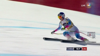 Lindsey Vonn Takes Second - Downhill | 2017 Audi FIS World Cup Finals | Aspen Snowmass