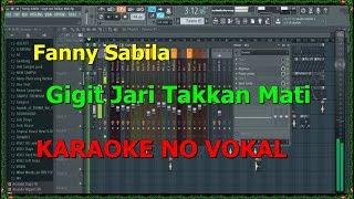 Gambar cover Fanny Sabila   Gigit Jari Takkan Mati  KARAOKE [ no vokal ]