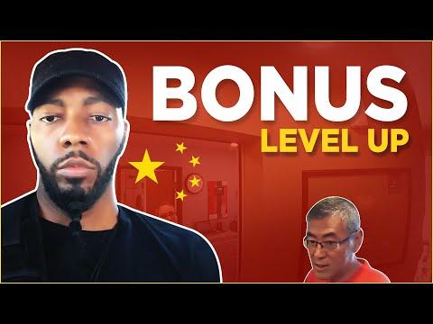 Black Man Translates For Chinese Couple in Hotel ((BONUS LEVEL UP))