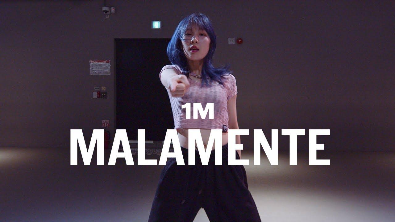 ROSALÍA - MALAMENTE / Woonha Choreography