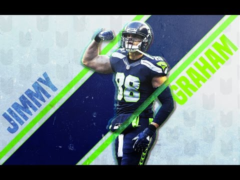 Jimmy Graham 2016 Highlights - [HD]