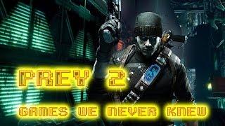 Cancelled Game - Prey 2 Xbox 360