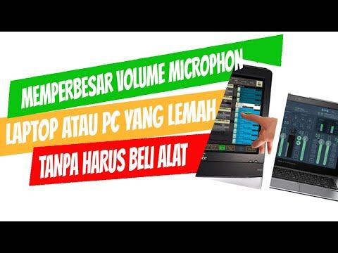 cara-memperbesar-volume-suara-microphone-laptop-yang-lemah-atau-kecil