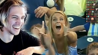 THESE VIDEOS ARE HILARIOUS!  xQc Reacts to Ozzy Man Reviews