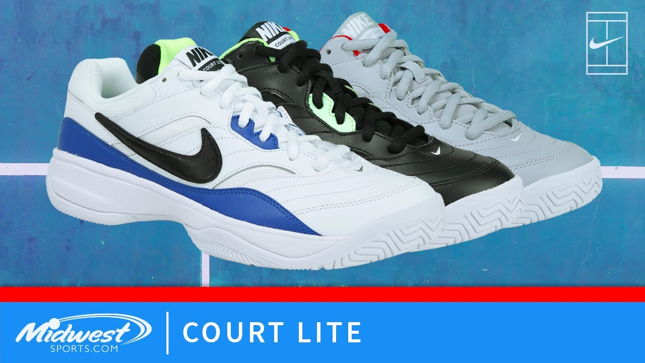 competitive price aef2a 56dca Nike Court Lite Mens Womens