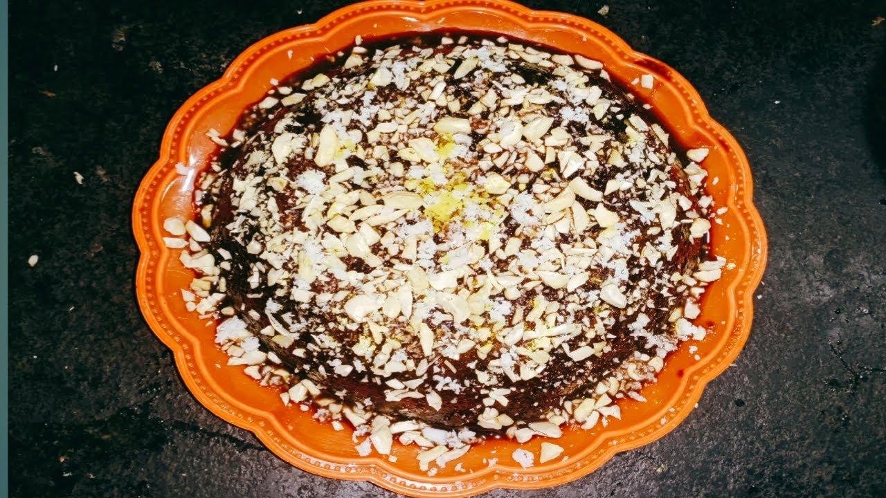 Chocolate Cake 🍰 Recipe In Tamil/சாக்லேட் கேக் ரெசிப்பி ...