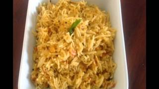 South Indian Variety Rice Lunch Menu Ideas Easy Variety