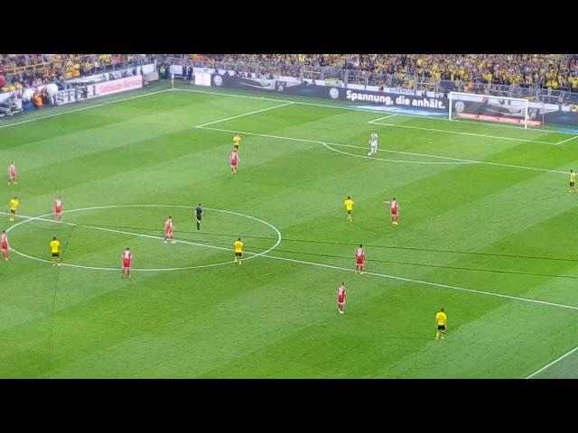Borussia Dortmund vs Bayern München Supercup 5.8.17