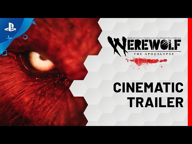 Werewolf: The Apocalypse - Earthblood Cinematic Trailer | PS4