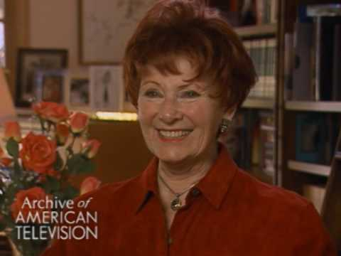 Marion Ross on the Fonz on