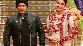 Sultan promotions: salman & anushka on the sets of udaan | salman khan | anushka sharma | sultan