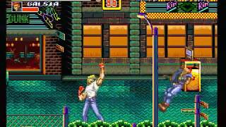 Sega Smash Pack Volume 1: Streets of Rage 2 (gameplay) - Sega Dreamcast - VGDB