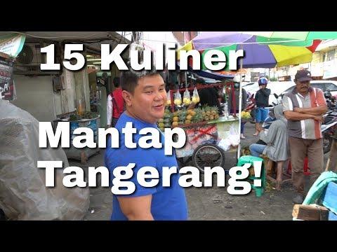 15 KULINER MANTAP di TANGERANG #1