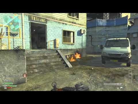 MW3 - MP5 Gameplay | Carbon Kill Confirmed...