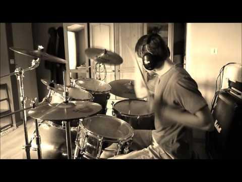[COVER] Lofofora - Mémoire de singes (drums)