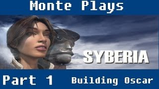 Syberia 1 Part 1 Building Oscar