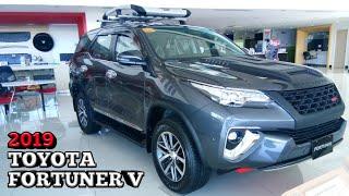 2019 Toyota Fortuner V Equipped with Toyota Genuine Accessories | Walkaround - Philippines