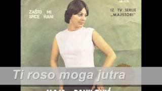 Maja Danilovic - Zasto mi srce rani