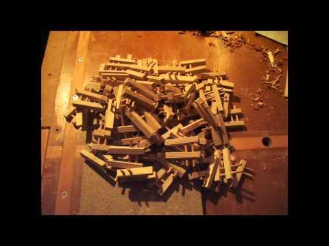 Cara membuat bermacam clamp dari kayu