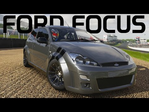 2003 Ford Focus RS -