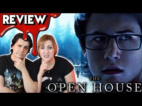 THE OPEN HOUSE (2018) 💀 Netflix Horror Movie Review & Rant