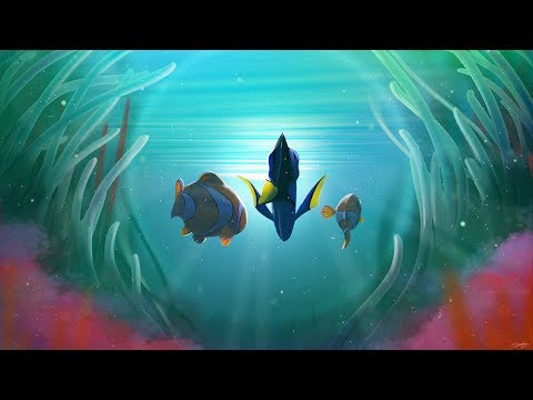 Finding Dory Soundtrack - Main Title Music (Extended ...