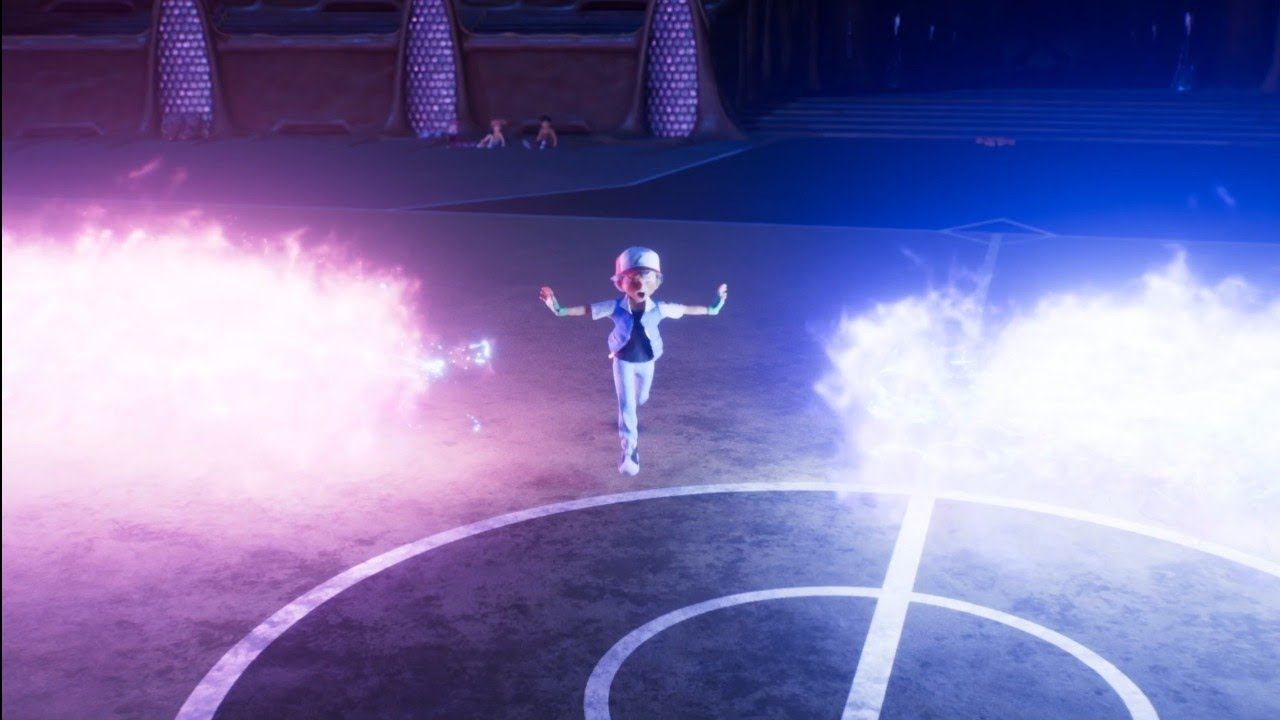 Pokemon Mewtwo Strikes Back Evolution 2020 Full Movie