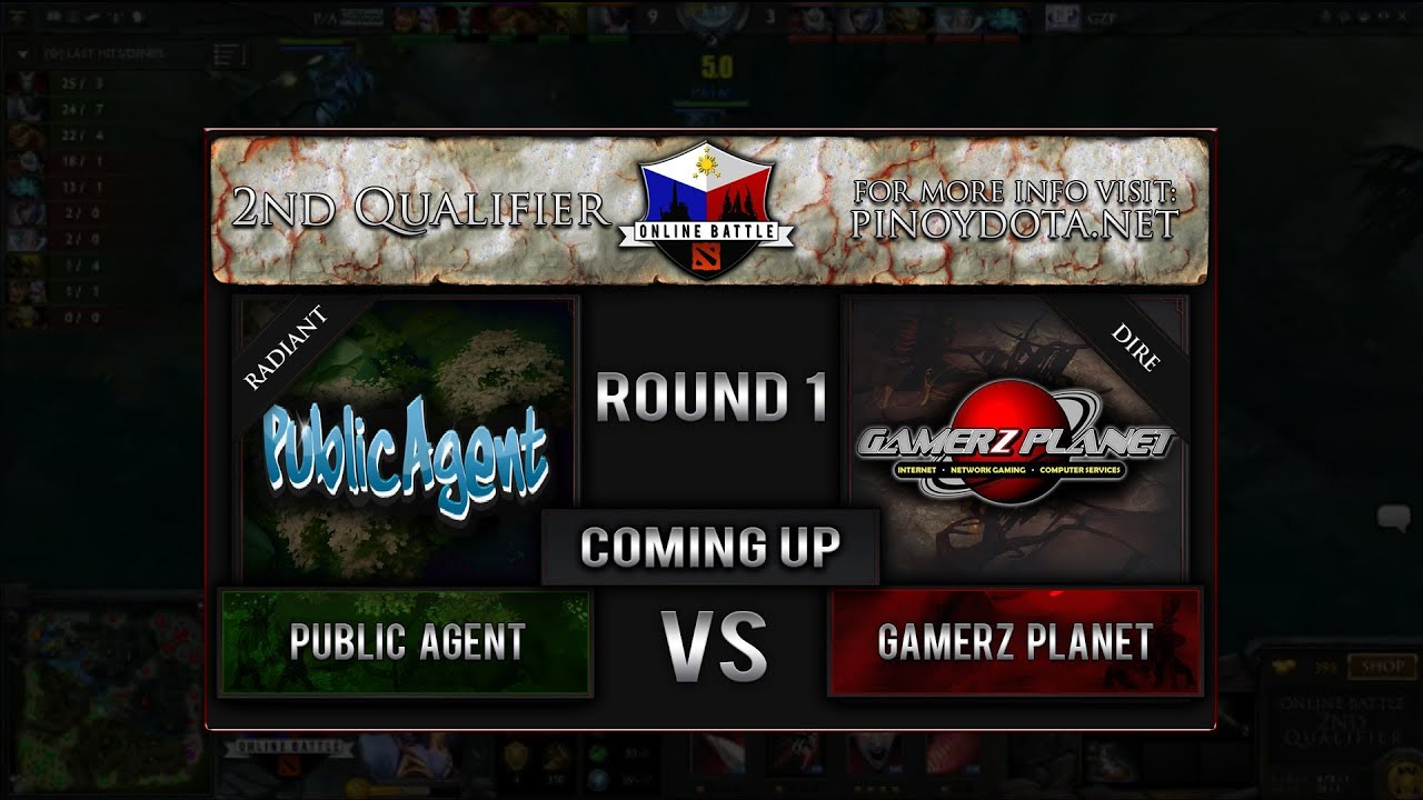 Public Agent Vs Gamerz Planet Online Battle 2nd