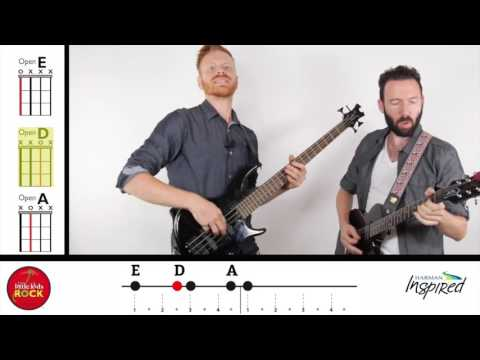 Bass Lesson  In the Style of  Back in Black  by AC DC