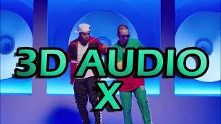 Nicky Jam & J. Balvin (3D AUDIO) - X Video