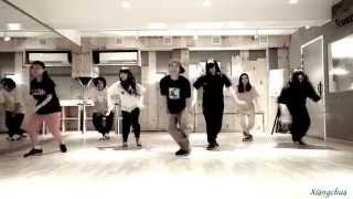 [HD] O (Mirrored Dance Practice) - Wassup (Prepix)