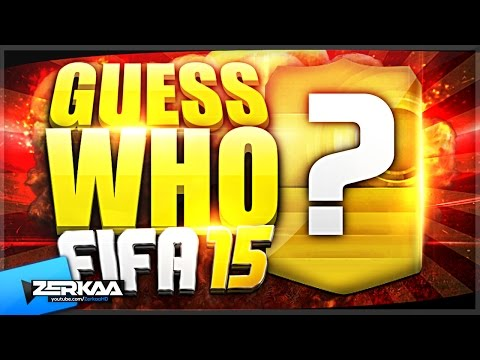 50K PACKS   GUESS WHO FIFA WITH SIMON
