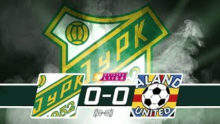 JyPK - Åland United 27.07.2019 Kooste!