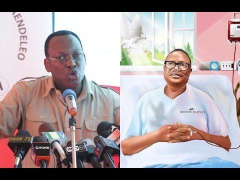 BREAKING NEWS: MBOWE AFUNGUKA KUHUSU HALI NA MATIBABU YA TUNDU LISSU