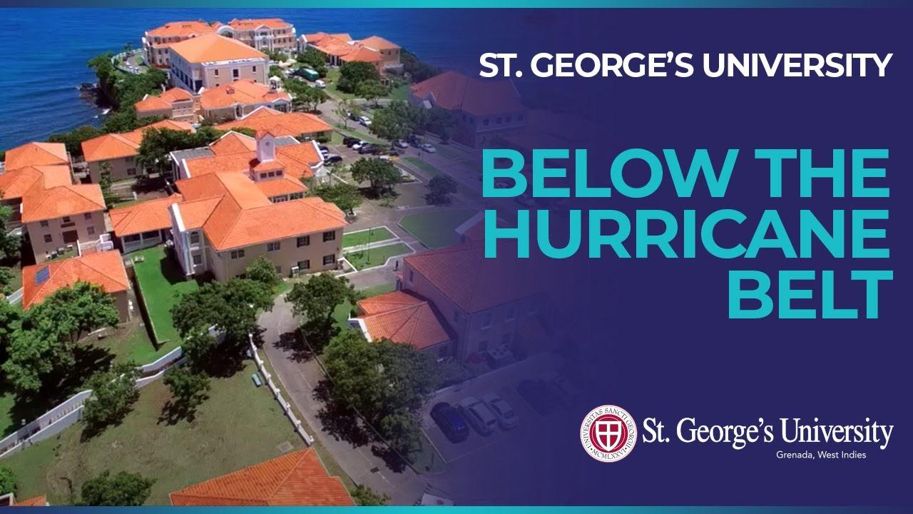 St. George\'s University - Located Below the Hurricane Belt - YouTube