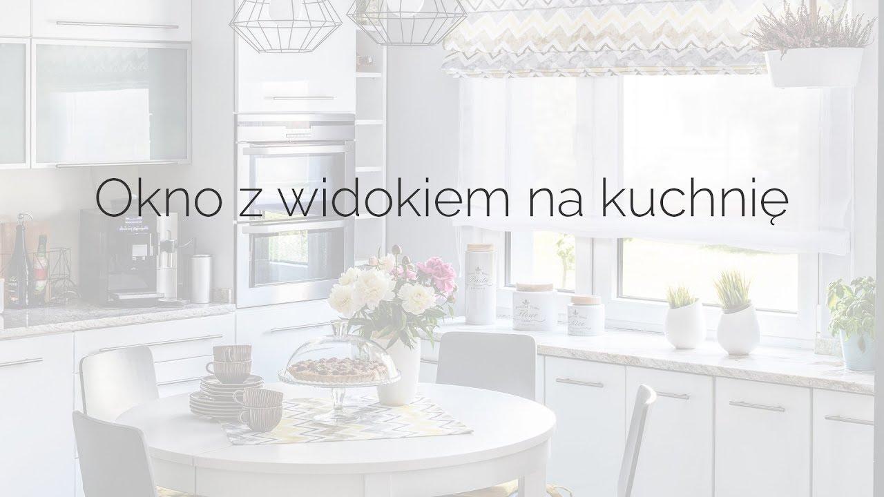 Okno W Kuchni Pomysły Na Dekoracje Wg Dekoriapl