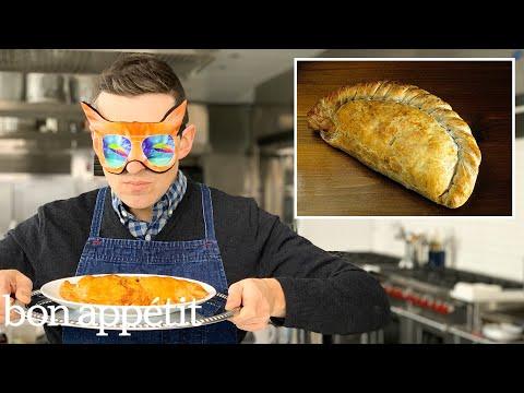 Recreating Paul Hollywood's Cornish Pasties from Taste | Bon Apptit