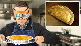 Download Recreating Paul Hollywood's Cornish Pasties from Taste | Bon Appétit Mp3 and Videos