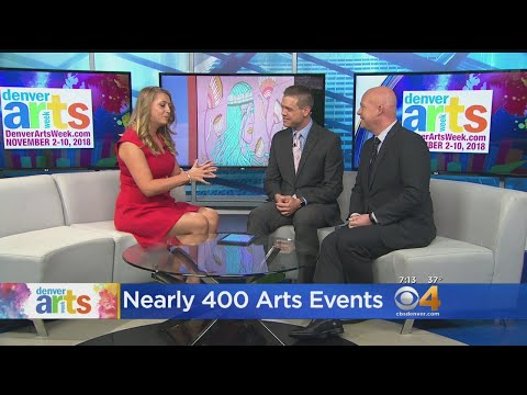 Fill Your Calendar With Denver Arts Week Events
