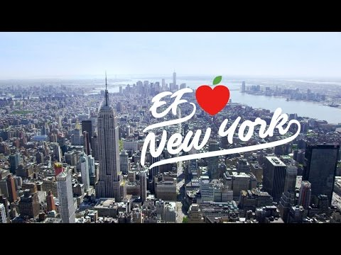 EF ❤ New York