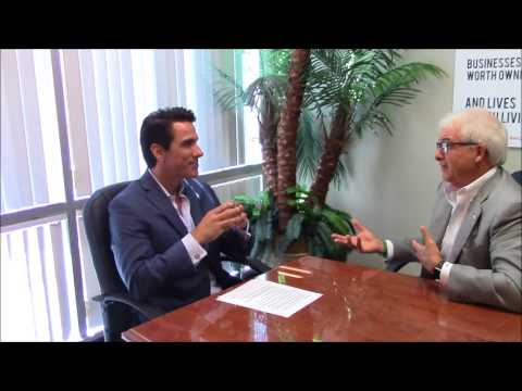 Top Realtor Bobby Martins Interviews 2018 Republican Candidate for Governor of CA, John Cox