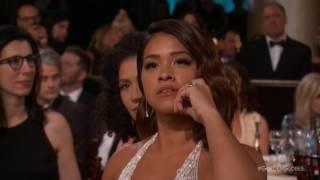 Jimmy Fallon hosting the Golden Globes