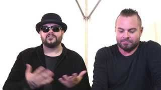 MOST EXTREME: Video Interview with LIVE Guitarist Chad Taylor & Vocalist Chris Shinn (ME009)