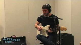 "The Antlers - ""Shiva"" (Live at WFUV)"