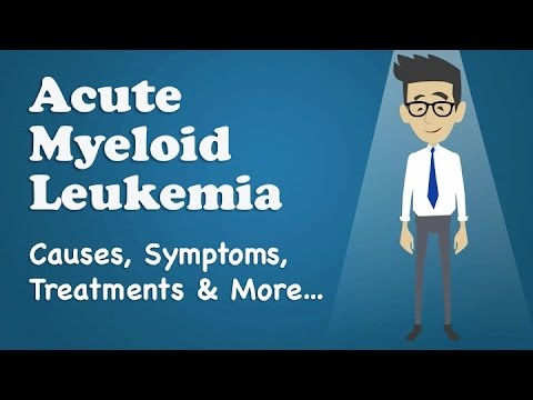 Acute Myeloid Leukemia - Causes, Symptoms, Treatments & More…