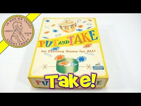 Put Take Game Board Game Boardgamegeek