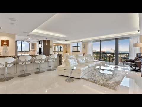 Luxury Modern Contemporary Penthouse on Intracoastal with Ocean Views