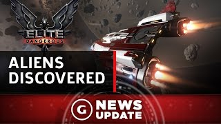 First Aliens Found in Elite: Dangerous - GS News Update