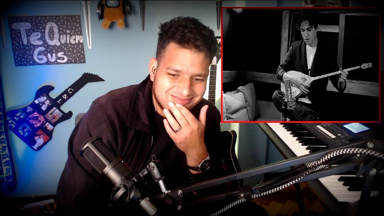 Músico Reacciona a DIMASH   ''RIVER OF LOVE''