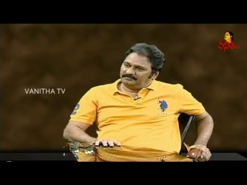 Krishna Bhagavaan Reacts on his Drunken Speech at public || Vanitha TV